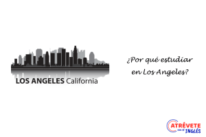 Banner los angeles