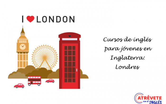 Banner cursos de ingles para jovenes en Londres