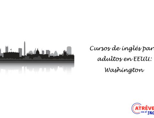 Cursos de inglés para adultos en EEUU: Washington
