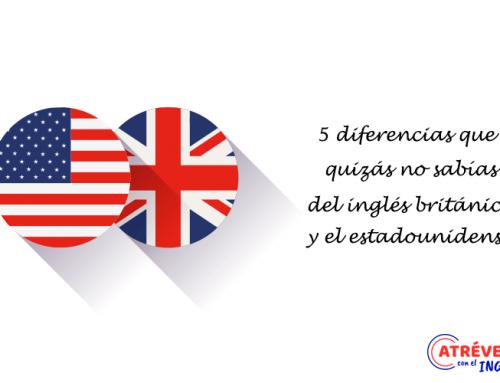5 diferencias que seguro que no sabías del inglés británico y el estadounidense