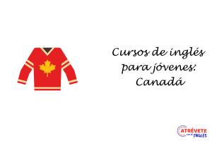 Banner cursos de ingles para jovenes: Canada