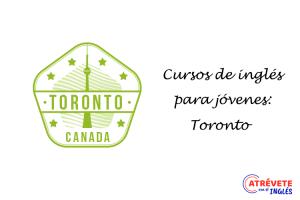 Banner estudiar ingles en Toronto